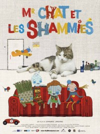 Affiche Mr Chat et les Shammies