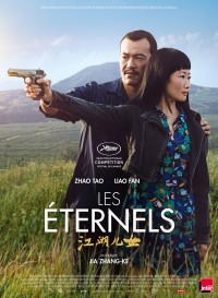 Affiche Les Éternels (Ash is purest white)