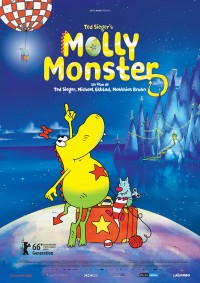 Affiche Molly Monster