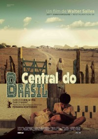 Affiche Central do Brasil